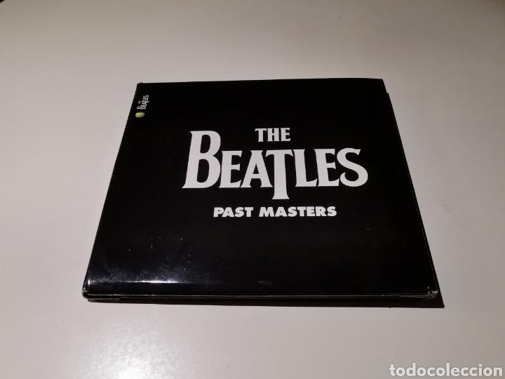 THE BEATLES 2CDS PAST MASTER 2009 LIBRETO (Música - CD's Pop)