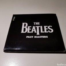 CDs de Música: THE BEATLES 2CDS PAST MASTER 2009 LIBRETO. Lote 183623721