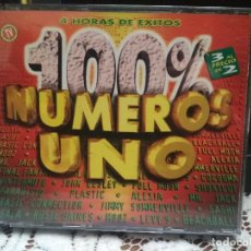 CDs de Música: 100% NUMEROS 1 TRIPLE CD ALBUM 1997 .... Lote 183623978