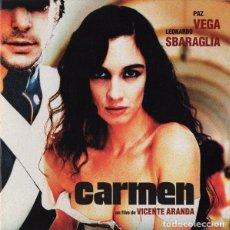 CDs de Música: CARMEN / JOSÉ NIETO CD BSO. Lote 183625728
