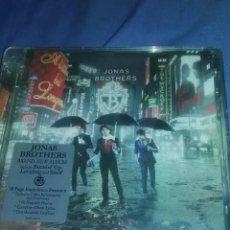 CDs de Música: CD JONAS BROTHERS , A LITTLE BIT LONGER. Lote 183627063