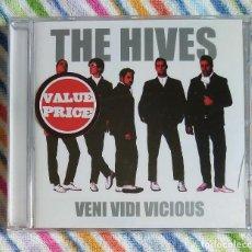 CDs de Música: THE HIVES - VENI VIDI VICIOUS CD NUEVO Y PRECINTADO - GARAGE ROCK PUNK ROCK. Lote 183629233