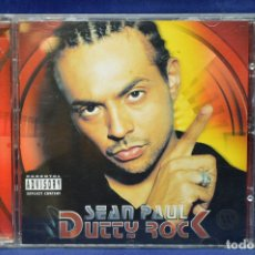 CDs de Música: SEAN PAUL - DUTTY ROCK - CD. Lote 183649163