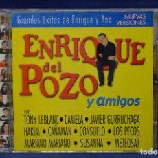 CDs de Música: ENRIQUE DEL POZO - ENRIQUE DEL POZO Y AMIGOS - CD. Lote 183654003