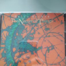 CDs de Música: BRUCE BECVAR ‎– THE NATURE OF THINGS (NUEVO.PRECINTADO). Lote 183655402