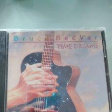 CDs de Música: BRUCE BECVAR – TIME DREAMS (NUEVO.PRECINTADO). Lote 183655565