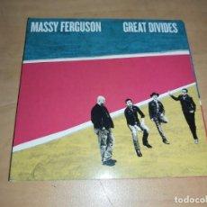 CDs de Música: MASSY FERGUSON CD 2019, USA COUNTRY/ROCK-NATHANIEL RATELIFF-DWIGHT YOAKAM (COMPRA MINIMA 15 EUR). Lote 183709160