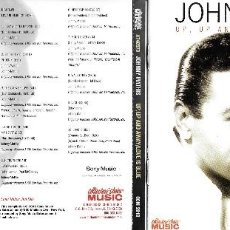 CDs de Música: JOHNNY MATHIS - UP, UP AND AWAY / LOVE IS BLUE. Lote 183713033