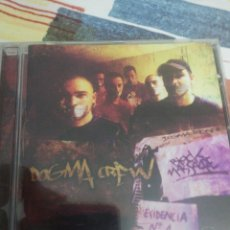 CDs de Música: DOGMA CREW / CD / BLOCK MASSACRE / RAP. Lote 183713756