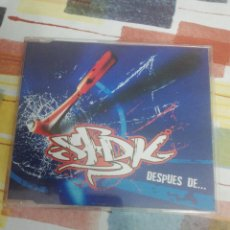 CDs de Música: SFDK / CD MAXI / DESPUES DE.... Lote 183718748