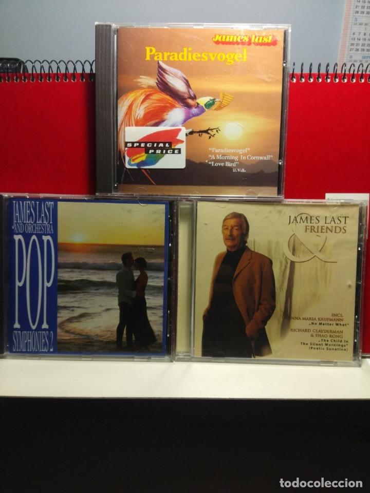 CDs de Música: JAMES LAST Y SU ORQUESTA : LOTE DE 7 CDS (BEST NON STOP DANCING + BEACH PARTY + PARADIESVOGUEL +ETC - Foto 2 - 183727798