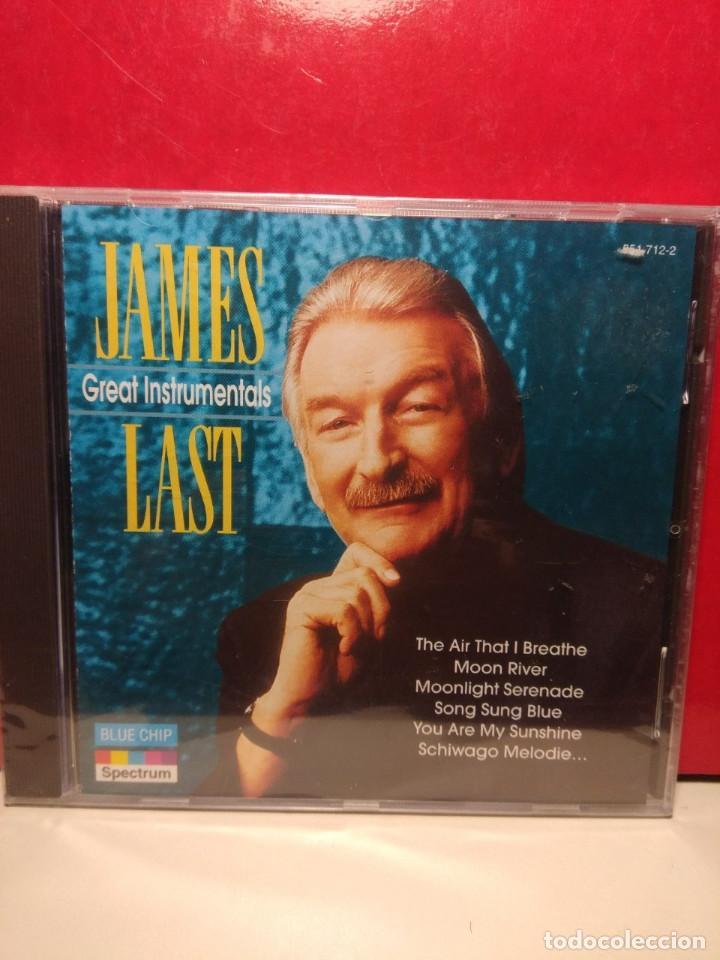 CDs de Música: JAMES LAST Y SU ORQUESTA : LOTE DE 7 CDS (BEST NON STOP DANCING + BEACH PARTY + PARADIESVOGUEL +ETC - Foto 4 - 183727798