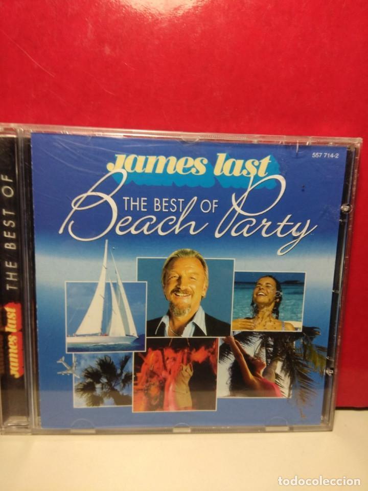 CDs de Música: JAMES LAST Y SU ORQUESTA : LOTE DE 7 CDS (BEST NON STOP DANCING + BEACH PARTY + PARADIESVOGUEL +ETC - Foto 6 - 183727798