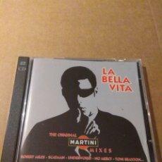 CDs de Música: LA BELLA VITA BABY 2CD. Lote 183735053
