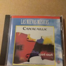 CDs de Música: CAPERCAILLE GET OUT CD. Lote 183739085