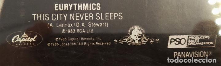 CDs de Música: CD 9 semanas y media (BSO) - varios, España 1993, Capitol Records – CD-001 (EX_EX) - Foto 4 - 183740183