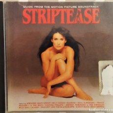 CDs de Música: CD STREPTEASE (BSO) - BLONDIE,PRINCE,EURYTHMICS,BILLY OCEAN...1996,EMI–7243-8-52498-2-2 (VG_VG+) . Lote 183741066