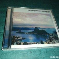CDs de Música: MORELENBAUM - SAKAMOTO, CASA. Lote 183745427