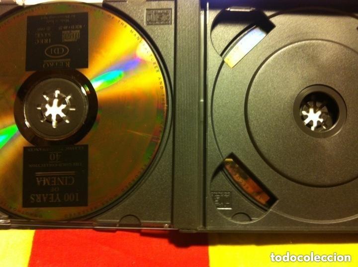 CDs de Música: 100 years of cinema - 2 CD - 40 canciones - Foto 3 - 183761391