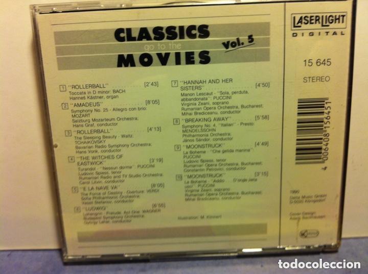 CDs de Música: classics go to the movies - Foto 2 - 183761517