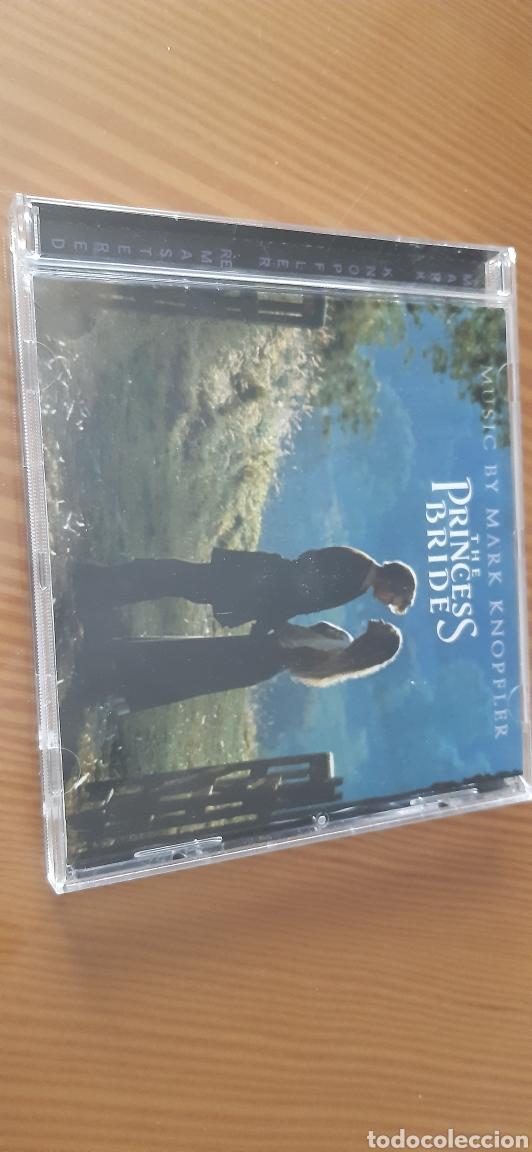EDICION UK ,ESPECIAL REMASTERIZADA DE 1997,LA PRINCESA PROMETIDA,MÚSICA DE MARK KNOPFLER (Música - CD's Bandas Sonoras)