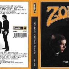 CDs de Musique: ZOMBIES, THE: THE SINGLES A´S & B´S. SENSACIONAL POP ROCK / PSYCHO / MOD BRITÁNICO. Lote 183767323