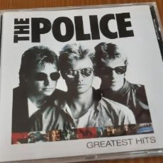CDs de Música: CD THE POLICE ,GREATEST HITS. Lote 183769342