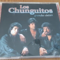 CDs de Música: DOBLE CD LOS CHUNGUITOS,GRANDES EXITOS. Lote 183771108