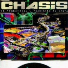 CDs de Música: CHASIS (6 VERSIONES) CDMAXI PROMO VALE MUSIC 1997. Lote 183773635