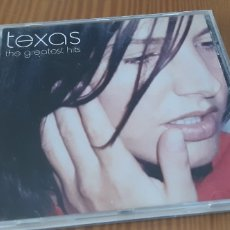 CDs de Música: CD TEXAS,THE GREATEST HITS. Lote 183773752