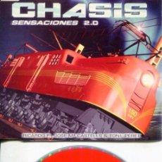 CDs de Música: CHASIS / SENSACIONES 2.O (6 VERSIONES) CDMAXI PROMO VALE MUSIC 1998. Lote 183773770