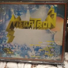 CDs de Música: MEGATRON - CD DOBLE - AÑO 1993 - RECOPILATORIO. Lote 183777876