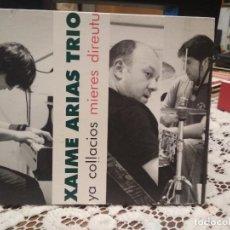CDs de Música: XAIME ARIAS TRIO YA COLLACIOS MIERES DIREUTU (2007) CD ASTURIAS. Lote 183779296