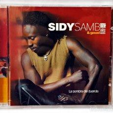 CDs de Música: 1 CD DE SIDY SAMB. LA SOMBRA DEL DUENDE.2002. Lote 183782951