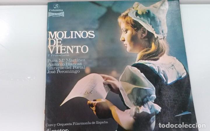 CDs de Música: Coleccion Zarzuelas en Vinilo - Foto 2 - 183783752