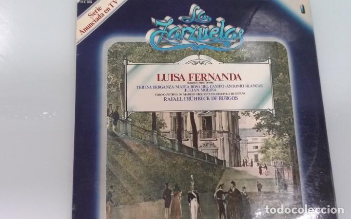 CDs de Música: Coleccion Zarzuelas en Vinilo - Foto 6 - 183783752
