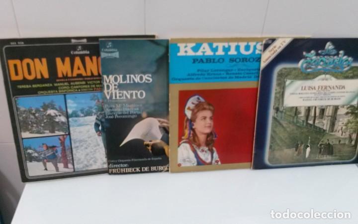 CDs de Música: Coleccion Zarzuelas en Vinilo - Foto 7 - 183783752