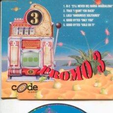 CDs de Música: CODE MUSIC PROMO 3 (CDMAXI 5 TEMAS PROMO 1997). Lote 183797106