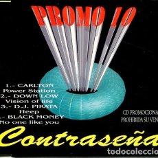 CDs de Música: CONTRASEÑA PROMO 10 (CDMAXI PROMO 1996). Lote 183797958