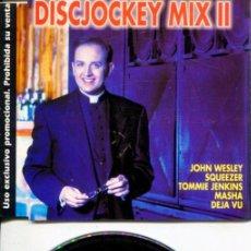 CDs de Música: CONTRASEÑA DISJOCKEY MIX II (4 TEMAS) CD MAXI PROMO 1997). Lote 183798797