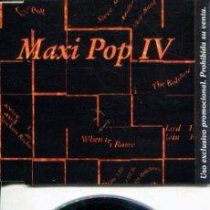 CDs de Música: CONTRASEÑA MAXI POP IV (4 TEMAS) CDMAXI PROMO 1997. Lote 183799138