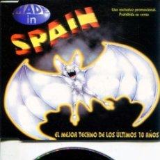 CDs de Música: CONTRASEÑA MADE IN SPAIN (6 TEMAS) CDMAXI PROMO 1997. Lote 183799512