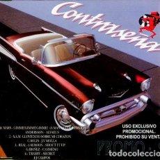 CDs de Música: CONTRASEÑA PROMO 9 (4 TEMAS) CDMAXI PROMO 1996. Lote 183799806