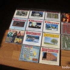 CDs de Música: COLECCIÓN NEW COUNTRY. Lote 183799993