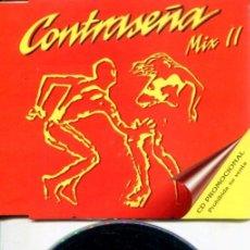 CDs de Música: CONTRASEÑA MIX II (5 TEMAS) CDMAXI PROMO 1997. Lote 183799998