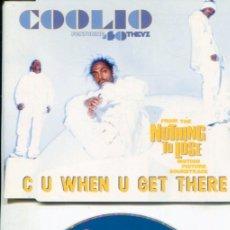 CDs de Música: COOLIO / C U WHEN U GET THERE (40 THEVZ) 4 VERSIONES (CDMAXI 19997. Lote 183800140