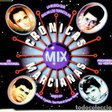 CDs de Música: CRONICAS MARCIANAS MIX (3 TEMAS) CDMAXI PROMO 1997. Lote 183800348