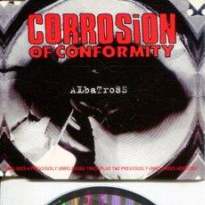 CDs de Música: CORROSION OF CONFORMITY / ALBATROS (3 VERSIONES) CDMAXI 1994. Lote 183800453