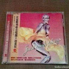 CDs de Música: AEROSMITH JUST PUSH PLAY ED JAPONESA. Lote 183808553