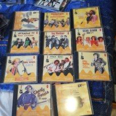 CDs de Música: 11 CDS LA COLECCIÓN ROCK ARGENTINO. Lote 183808751